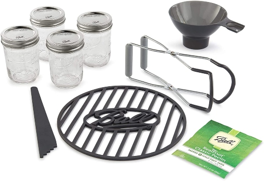 Ball preserving canning kit