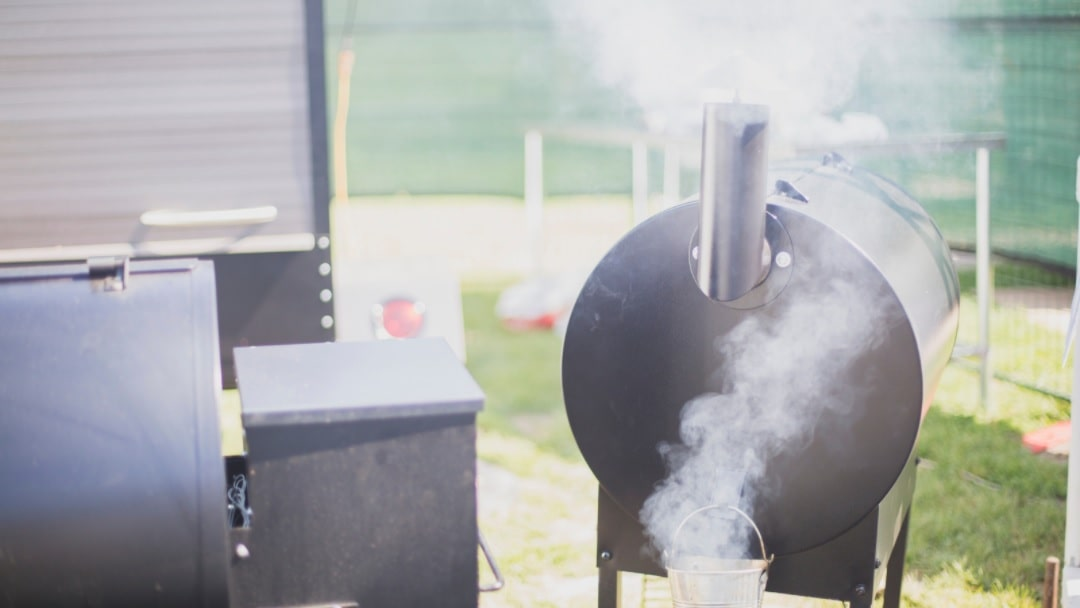 cooking with smokers