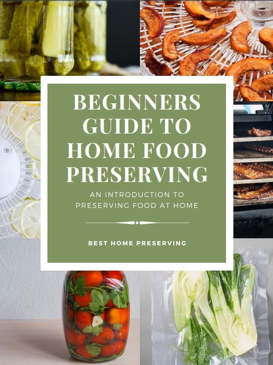 home preserving methods e book