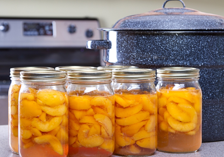 food preservation, home canning