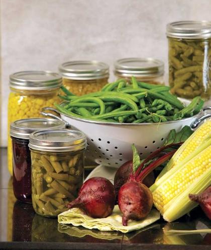 save money preserving food