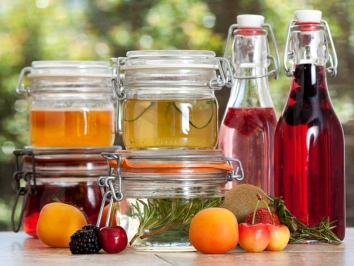 infusion food preservation