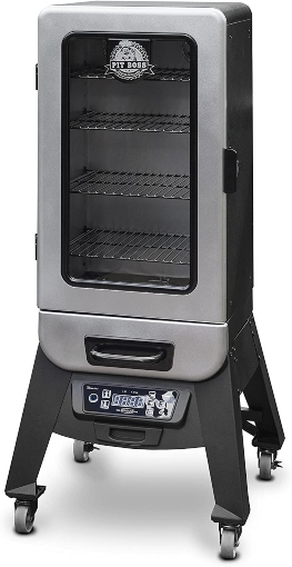 Best large capacity electric food smoker