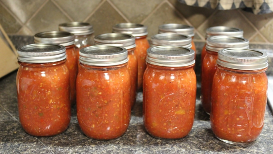 canning at home tips