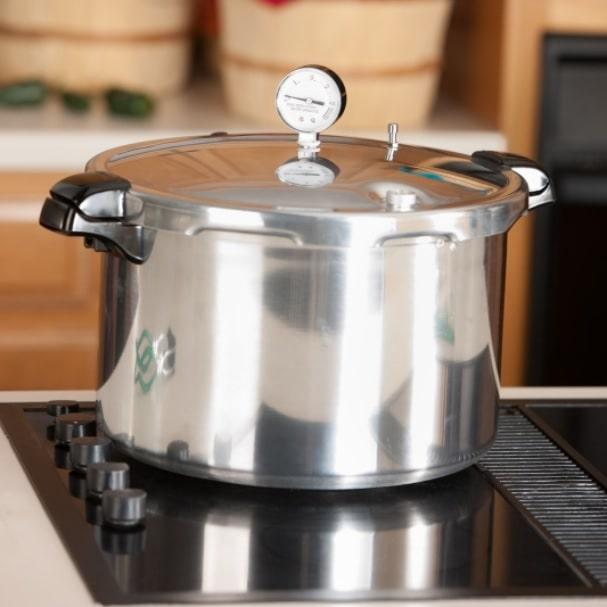 pressure cooker vs pressure canner