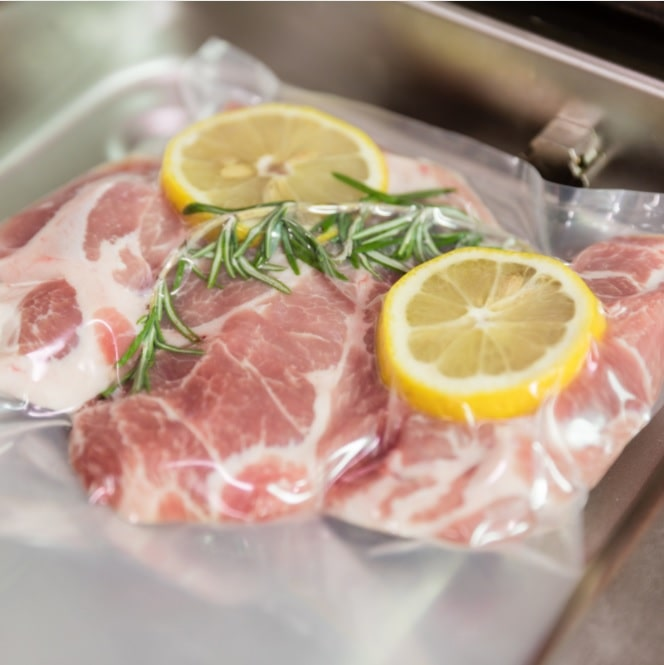 vacuum sealer for meat