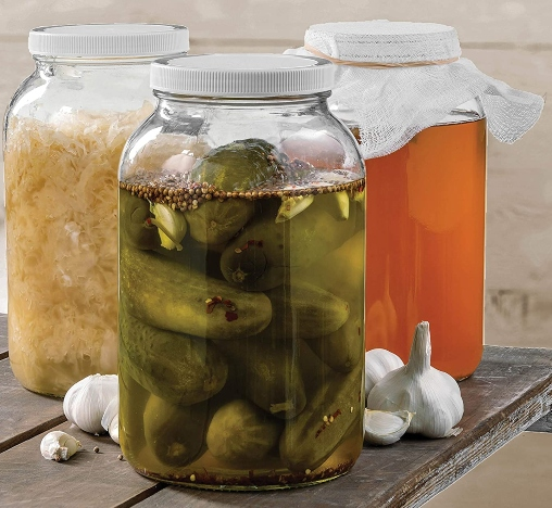 paksh pickling jars