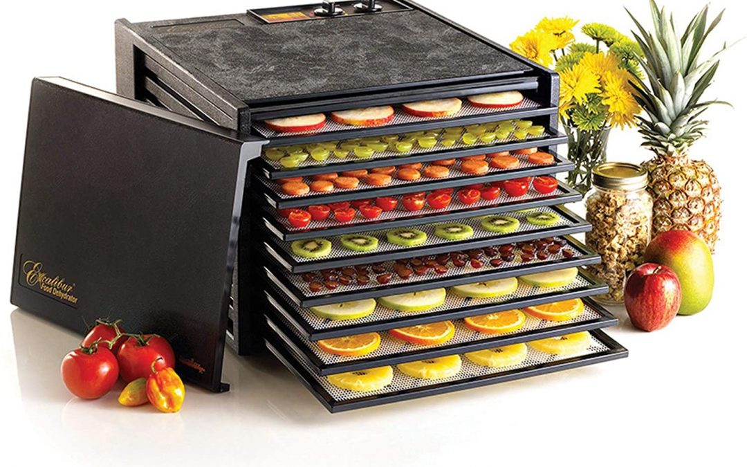 Excalibur Food Dehydrators Are Great Value For Money