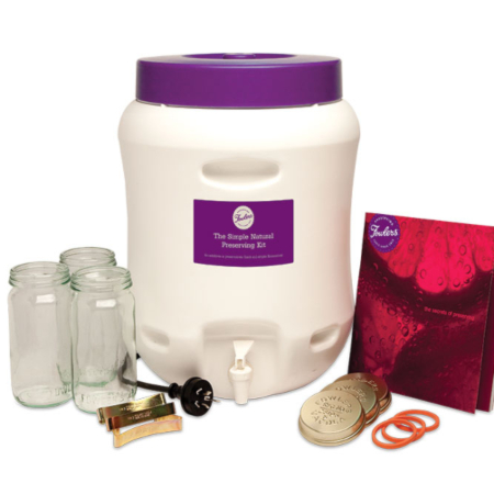 simple fowlers preserving kit