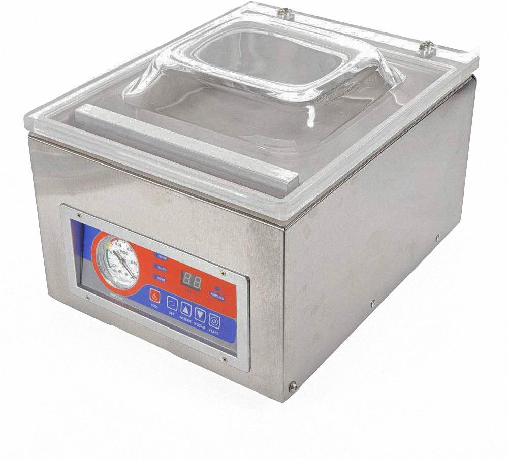 GDAE10 Tabletop Vacuum Sealing Machine
