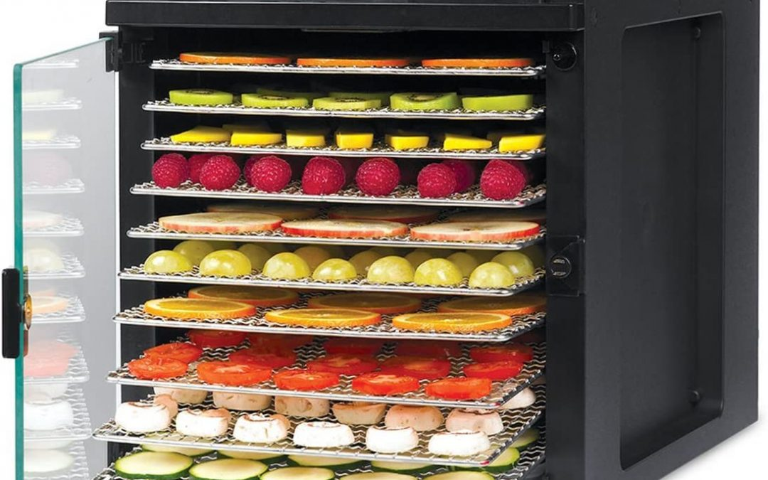The Best Commercial Dehydrators For Home In 2021