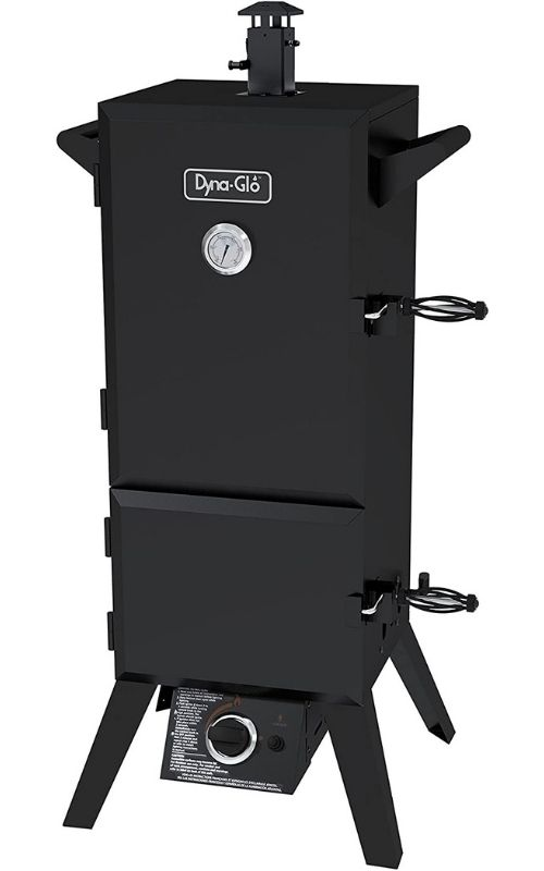 Dyna-Glo-DGY784BDP best gas smokers