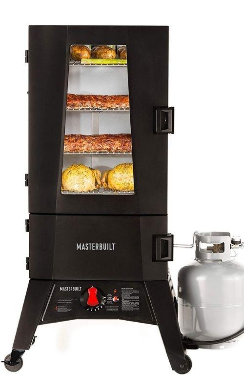 Masterbuilt-MB20050716 best gas smokers