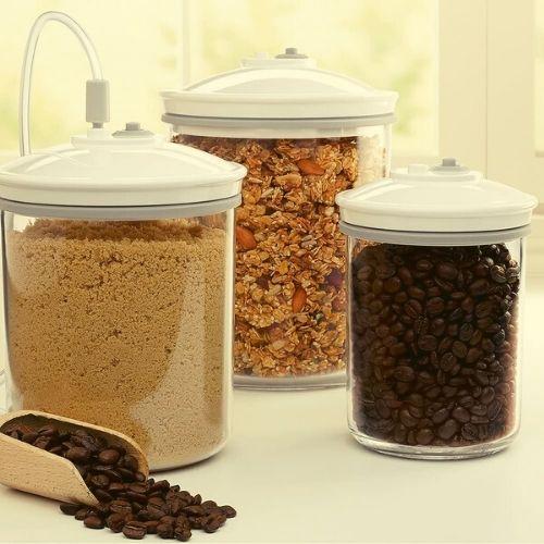 FoodSaver Vacuum Storage Containers