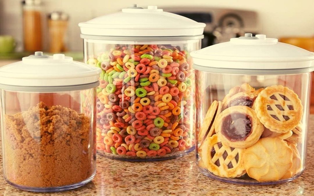 Best Containers For Vacuum Sealers To Keep Food Fresh