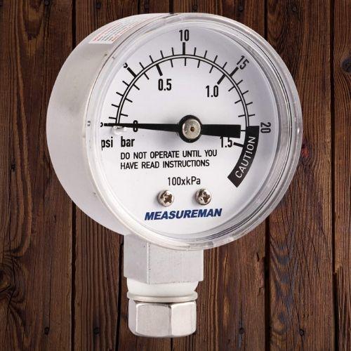 pressure canner dial gauge