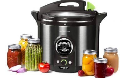 The Best Electric Canners To Buy In 2021