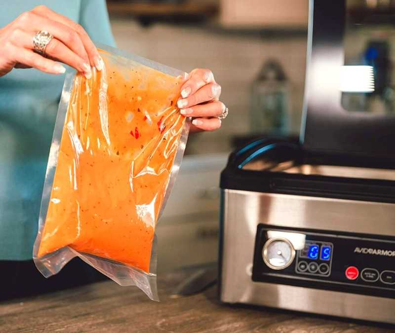 Vacuum Sealing Liquids Is Quick & Easy With These Sealers
