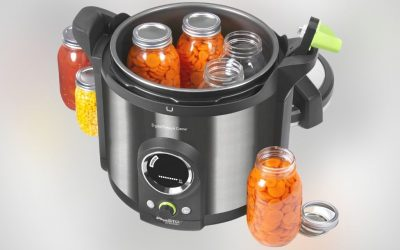 Find The Best Pressure Canner: Reviews And Guide