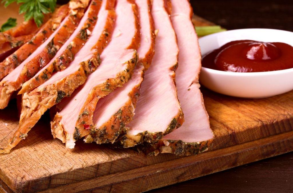 Smoke Ham With Best Food Smoker